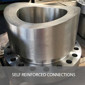 SELF REINFORCED CONNECTIONS