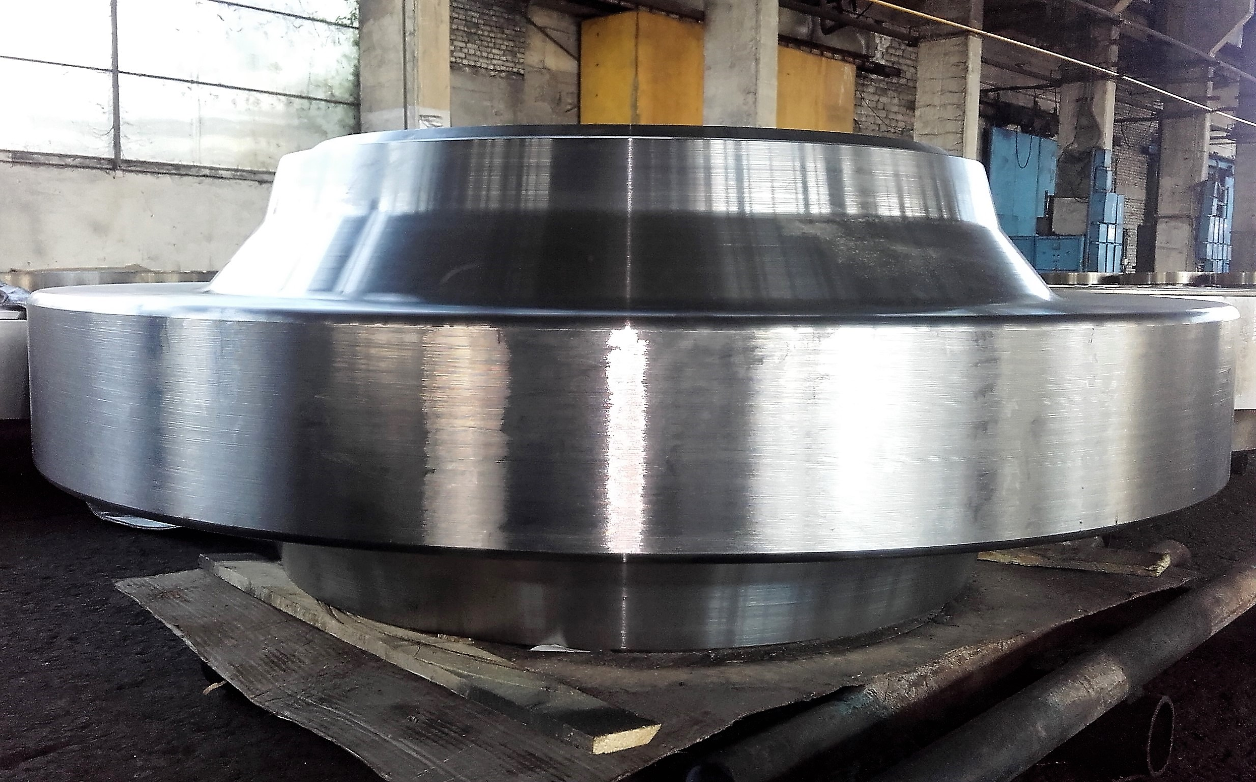 FLANGES AND RINGS