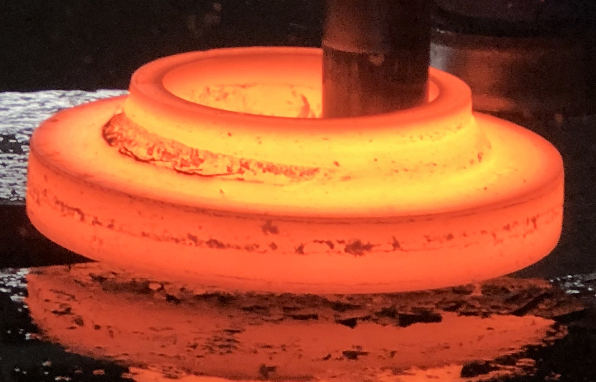 FORGING AND HEAT TREATMENT